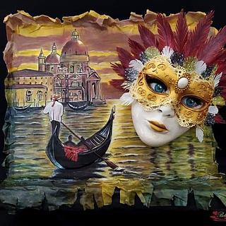 Collaborazione Carnevale di Venezia 2021