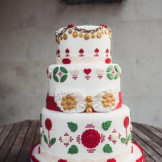 Bulgarian Cake