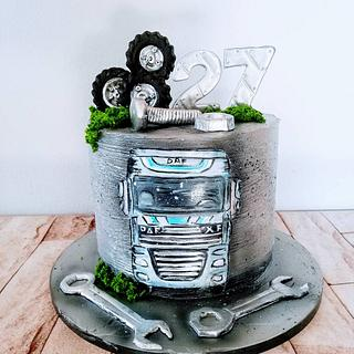 Cake for mechanics
