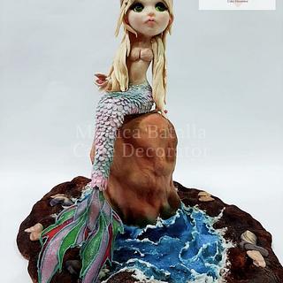 Selena - Cake by Monica Lilian Batalla