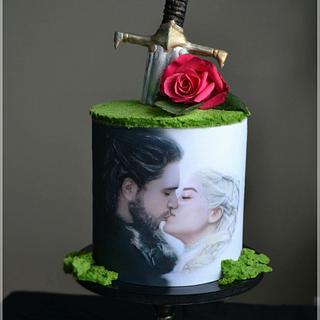 Love - Cake by KamilaAdamaschek
