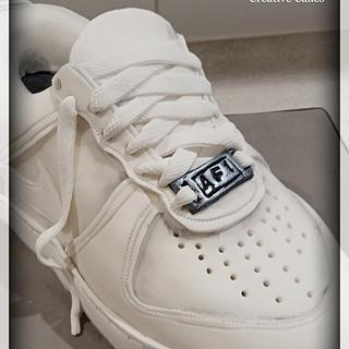 Air Force 1 Trainer cake - Cake by Mother and Me Creative Cakes