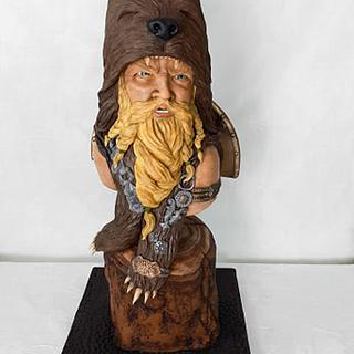 the bust of my viking