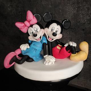 Mickey topper