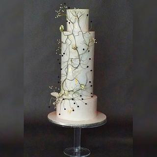Airy cake design