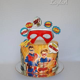 Henry Danger - Cake by Layla A