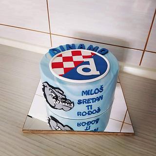 Dinamo cake
