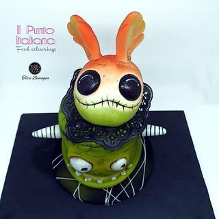 Monster Cake - Cake by Tissì Benvegna