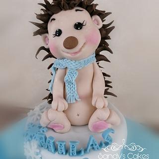 Sweet Hedgehog  - Cake by Sandy's Cakes - Torten mit Flair