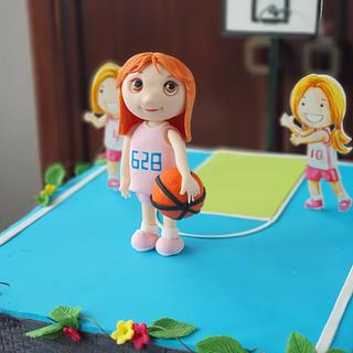 Basketball Princess