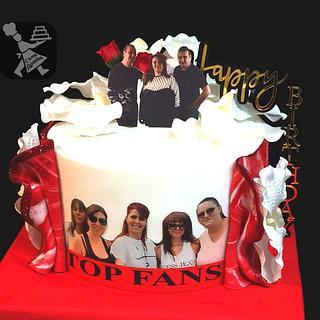 Birthday cake  - Cake by Sunny Dream