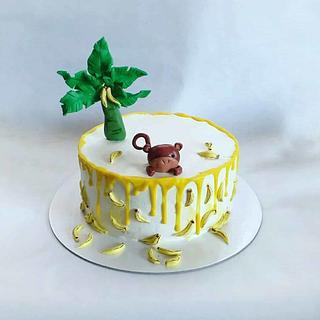 Jungle cake - Cake by Dijana