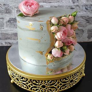 Blumen Cake