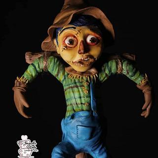 Scarecrow - Cake by Simonetta