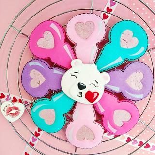 I tag my love - Cake by Inny Tinny