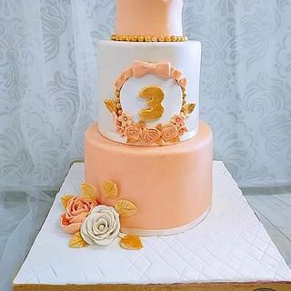 Princess cake - Cake by Jojo