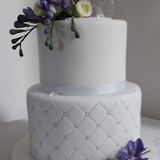 Freesia cake