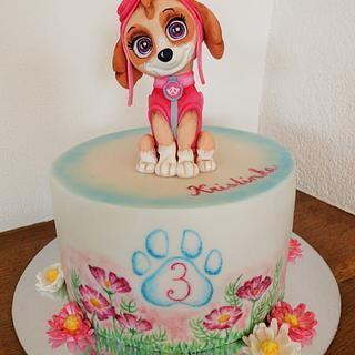 Skye cake