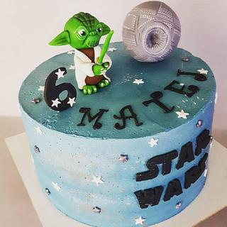 Star wars cake - Cake by Sanjin slatki svijet