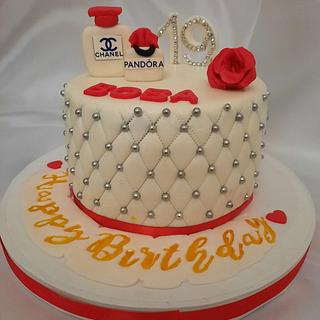 """""""Cake for her"""""""
