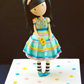 Santoro 3d cake