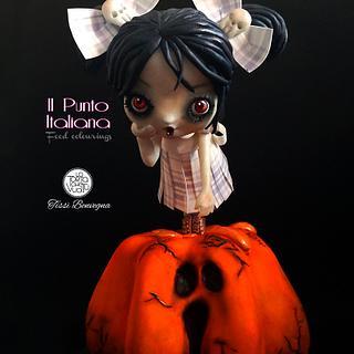 Little Dark Creepy Collaboration - Cake by Tissì Benvegna