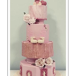 Sweet bear - Cake by Monica Lilian Batalla