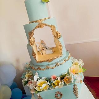 Angel Cake  👼 - Cake by Giuseppe Tancredi