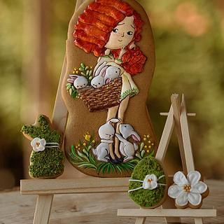 Easter beauty