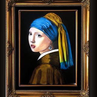 La ragazza con l'orecchino di perle