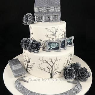 Supernatural Cake - Cake by Cakes by Vivienne