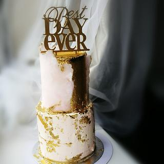 Best day ever_cake