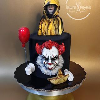 It cake - Cake by Laura Reyes