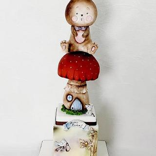 Easter cake - Cake by Nicole Veloso
