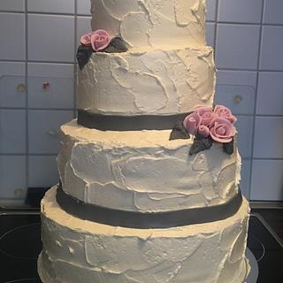 Weddingcake - Cake by Steffi