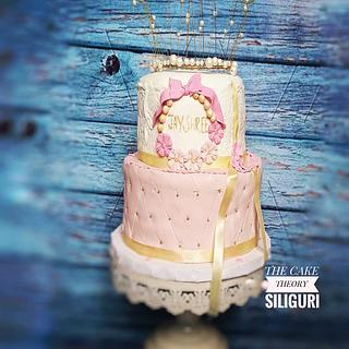 Princese theme cake - Cake by Rakhee Mitruka
