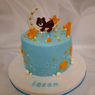 """""""Twinkle Little Star Cake"""""""