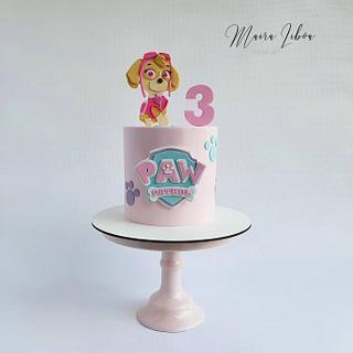 Paw Patrol - Cake by Maira Liboa