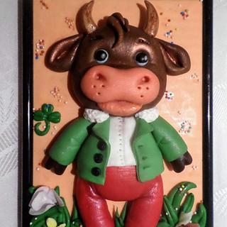 Little bull - Cake by Édesvarázs