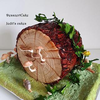 Tree cake - Cake by Judit