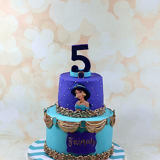 Jasmin cake