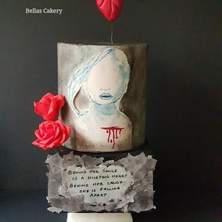 Broken hearted Valentine's Day Collaboration