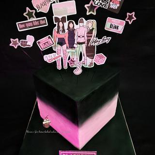 Blackpink Cake - Cake by Maria's