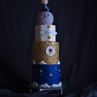 El principito  - Cake by Sayi Congregado