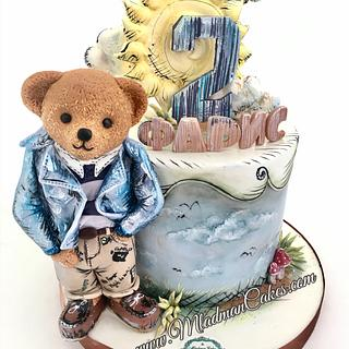 Polo Bear Cake / Торта с мече Поло