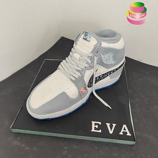 Dior Nike Cake - Cake by Ruth - Gatoandcake