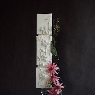 Echinacea cake - Cake by Tassik