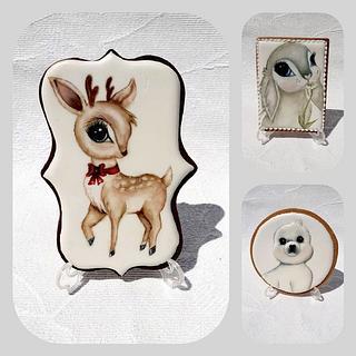 My adorable animal cookies