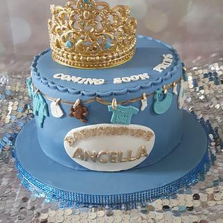 Oh boy!  - Cake by Cake Rotterdam