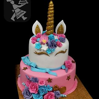 Cake Unicorn - Cake by Sunny Dream